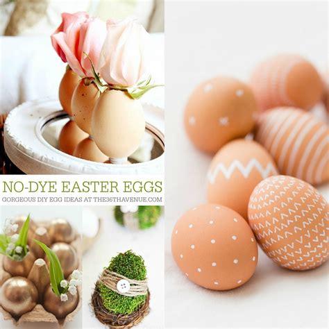 Oster Eierbecher Basteln by Diy Easter Eggs No Dye Ideas The 36th Avenue