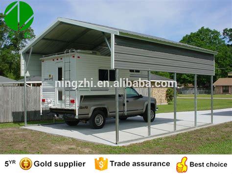 Auto Shelter Metal by Carport Dachmaterial Stahl Carports Sonnenschutz Carport