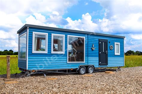 Mobiles Tiny House Finland On Wheels