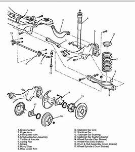 2002 Ford Taurus Front Suspension Diagram Pictures To Pin