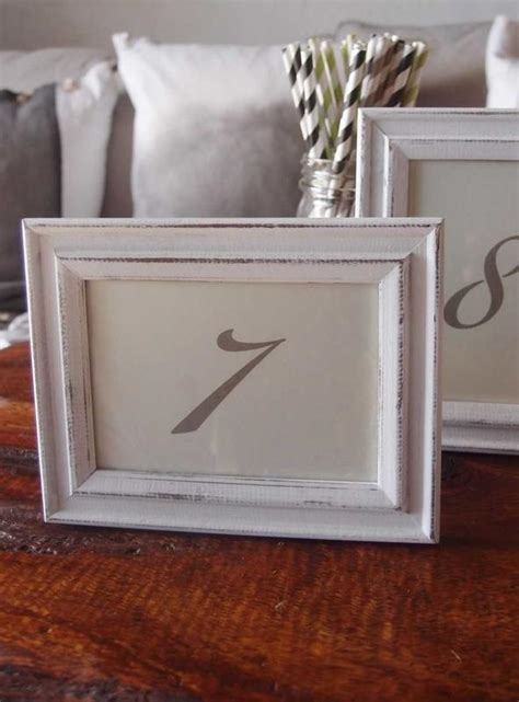 rustic white picture frames coastal decor home decor
