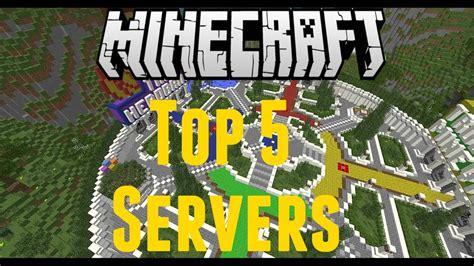 top  minecraft servers minecraft   youtube