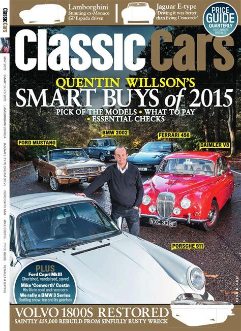 classic cars magazine  issue  classic cars magazine