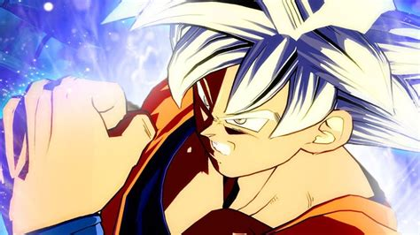 Dragon Ball Fighterz Ultra Instinct Goku Dlc Gameplay Trailer Released Available Later This