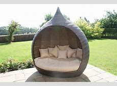 Relaxing In The Garden And Dreaming Up Ideas · The