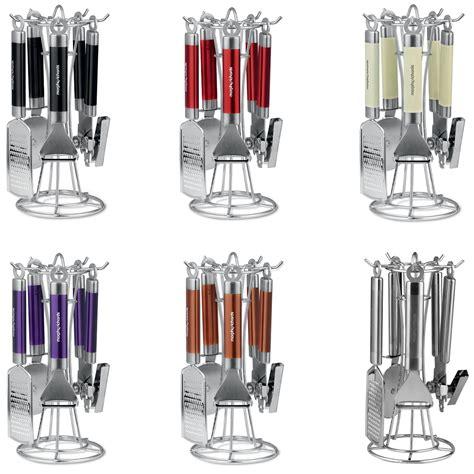 kitchen utensils set new morphy richards stainless steel kitchen utensils
