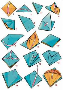 Origami Kranich Anleitung : origami mosapedia ~ Frokenaadalensverden.com Haus und Dekorationen