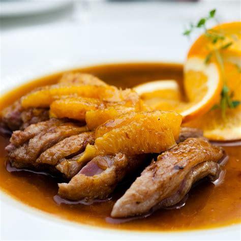 recettes cuisine et vins de recette canard à l orange cuisine et vins de