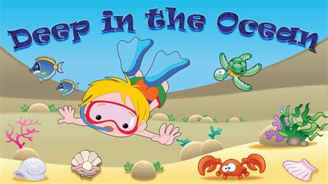 underwater songs for preschool there s a shark in the sea 327   maxresdefault
