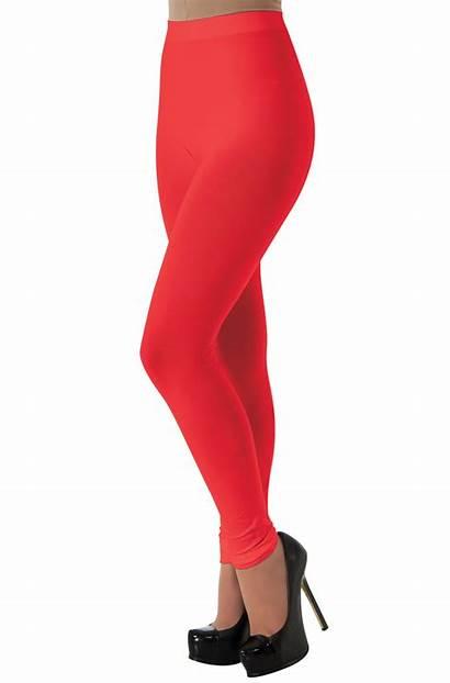Leggings Womens Cotton Lycra Tights Adult Pants