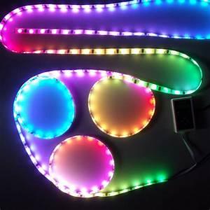 Eclairage Led En Ruban : deco led eclairage l 39 harmonie de l 39 ambiance lumineuse ~ Premium-room.com Idées de Décoration