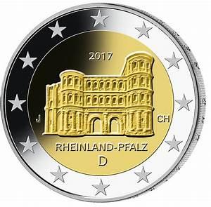 2 Euro Monaco 2017 : duitsland 2 euro 2017 rheinland pfalz porta nigra ~ Jslefanu.com Haus und Dekorationen