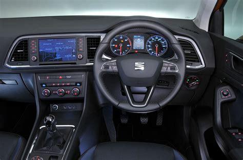 seat ateca review  autocar