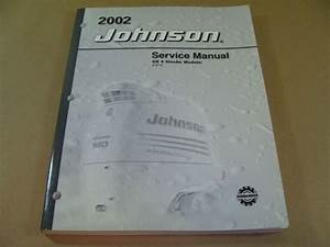 2003 Johnson 15 Hp Outboard Manual