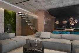 Industrial Design Ideas Interior Design Ideas Industrial Interior Design Ideas My Desired Home Metal Surfaces And Industrial Pendant Lights With Long Black Cords Industrial Design Ideas How To Execute A Successful Industrial