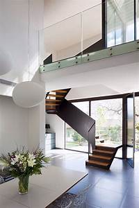 Modern Contemporary Home House Residential Design Architecture With Void And Stair Cas