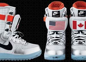 Nike Snowboarding - Danny Kass Double Tongue Zoom Force 1 ...