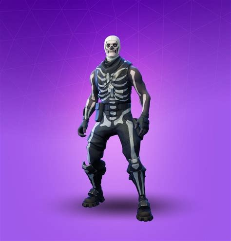fortnite skull trooper skin   returning  halloween