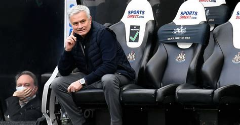 'Touches his heart' - Jose Mourinho's admiration for ...