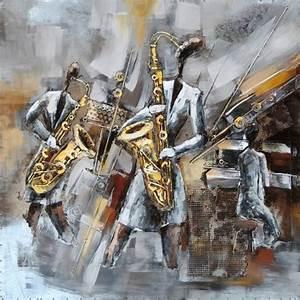 Tableau Metal En Relief : tableau m tal musicien tableau m tal jazz relief structure murale m tal relief wall art m tal mus ~ Teatrodelosmanantiales.com Idées de Décoration