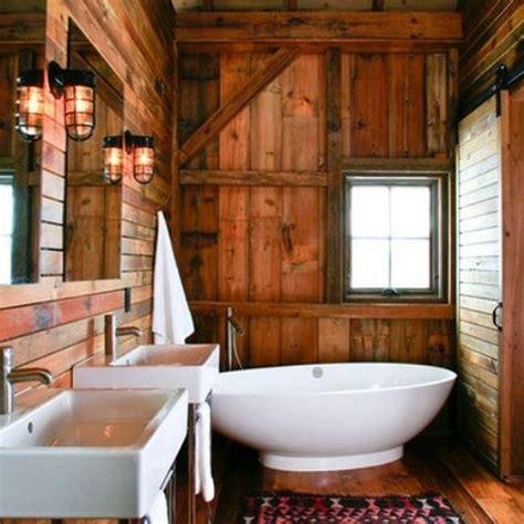 bathroom wall decor rustic bathroom ideas with calm nuance traba homes Rustic
