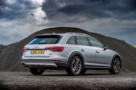 audi a4 allroad review 2016 parkers