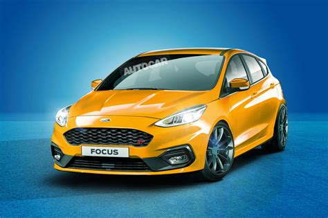 275bhp Ford Focus St To Head 2018 Lineup Autocar