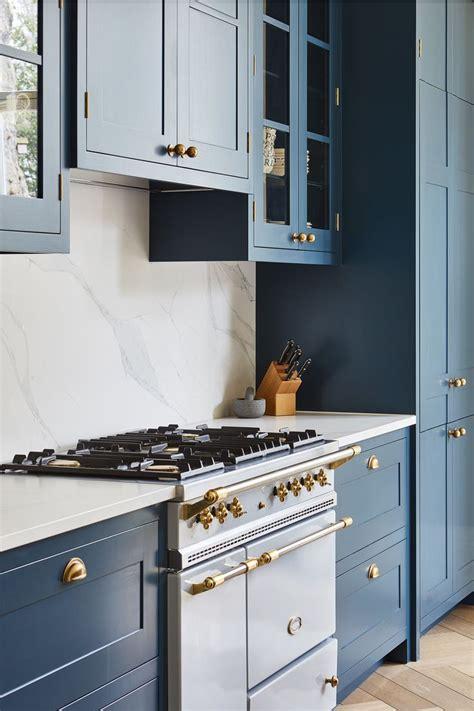 navy blue kitchen  decor ideas beautiful home