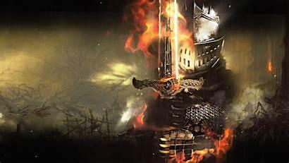 Souls Dark Knight Animated Games Wallpapers Desktop