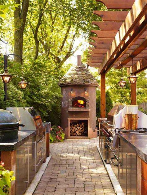 outdoor kitchen ideas   enjoy  spare time