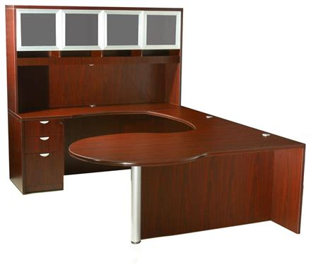 Boss Office Managers U Shape Desk Free Shipping
