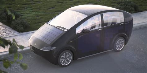 sion el revolucionario coche solar de la alemana sono motors el periodico de la energ 237 a