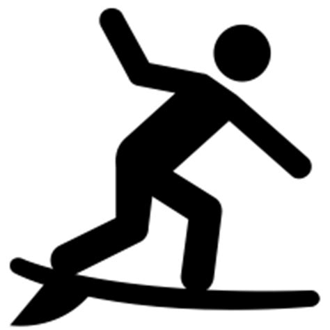 Surfing icons | Noun Project