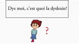 Résultat d'images pour dyslexie