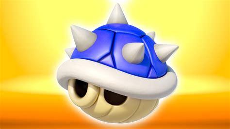 Sakurai Not A Big Fan Of Mario Kart's Blue Shell, But