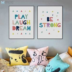 Modern, Minimalist, Motivation, Quotes, Canvas, Large, Art, Poster, Print, Kids, Room, Wall, Picture
