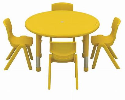 Cartoon Table Chair Clipart Library Chairs Tables