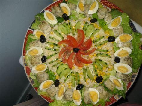 lala moulati cuisine salade composée 2 photo de mes petits plats malikamour