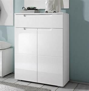 Schuhkommode Weiß Hochglanz : schuhschrank schuhkommode garderobenschrank flurkommode wei hochglanz ebay ~ Watch28wear.com Haus und Dekorationen