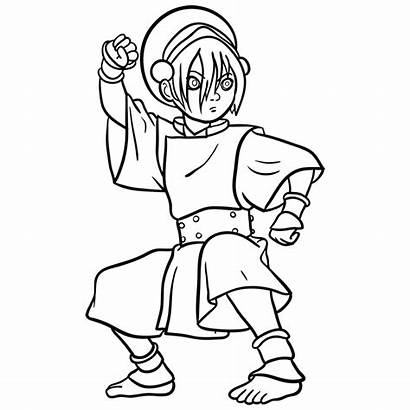 Toph Draw Step Learn Easy Everything Cartoon