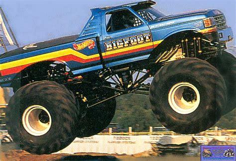 power wheels bigfoot monster truck monster truck photo album