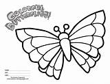 Cartoon Butterflies Butterfly Coloring Pages Clipart Colouring Cliparts Clip Monarch Library Comments Little Coloringhome sketch template