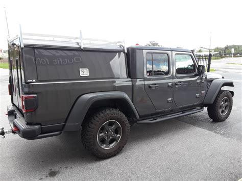 gladiator jeep truck cap toppers dcu series topper caps