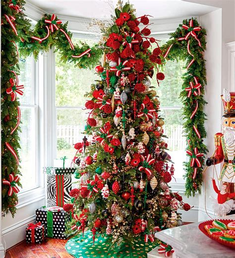 christmas tree gate 17 amazing tree decorations to inspire you miss designs