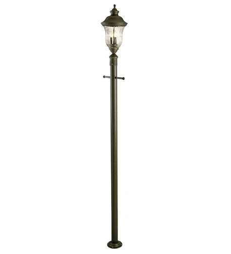 install lantern post light outdoor for a look