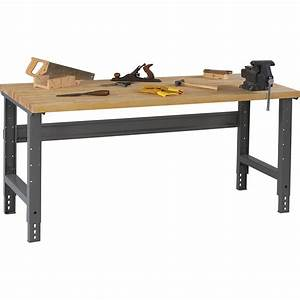 Wood Workbench Kit PDF Woodworking