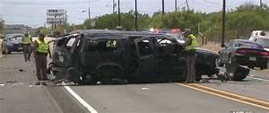 At least 5 die when SUV crashes after being chased by ...