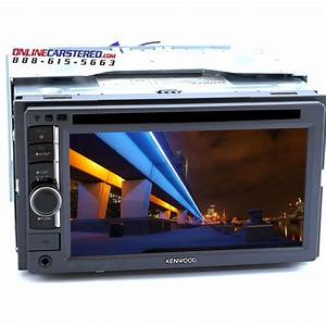 Kenwood Ddx418 Bluetooth Enabled Double Din In