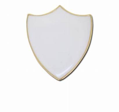 Plain Badge Shield Enamelled Badges
