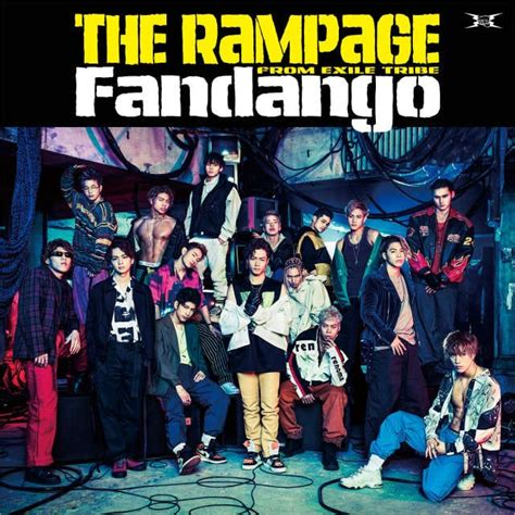 """THE RAMPAGE from EXILE TRIBE release MV for """"Fandango ..."""